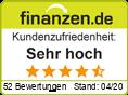 Denny Vorreier - Bewertungsprofil auf finanzen.de